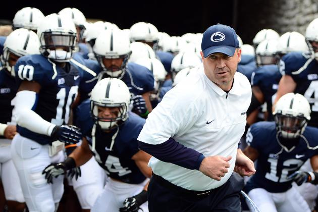 Navy vs. Penn State: How the Nittany Lions Plan to Defend the Option