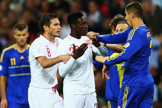 England vs. Ukraine: 6 Things We Learned from World Cup Qualifier Draw