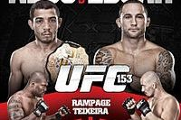 UFC 153: 5 Potential Fights to Save the Card