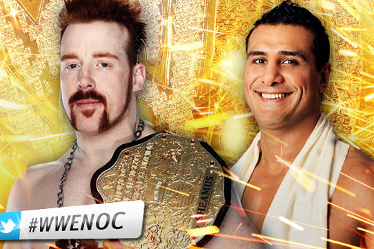 WWE Night of Champions 2012: 5 Possible Twists for Sheamus and Del Rio