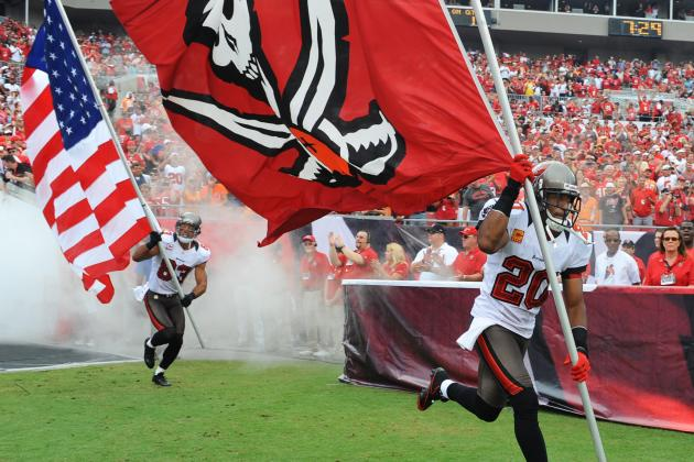 Tampa Bay Buccaneers 2012: 8 Takeaways from Week 1 Win over Carolina Panthers