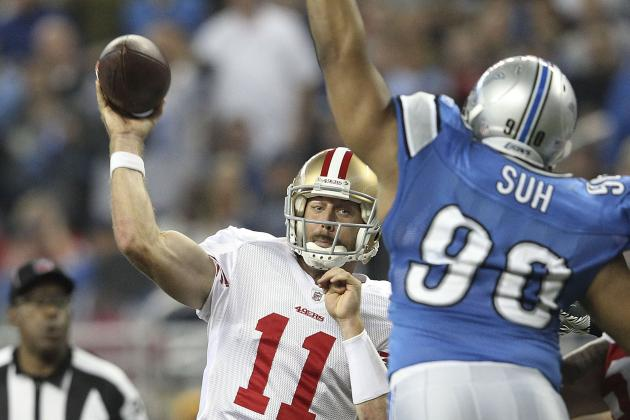 Lions vs 49ers: 10 Keys to the Game for Detroit