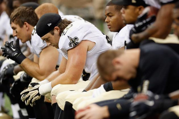 New Orleans Saints Questions Left Unanswered After Week 1