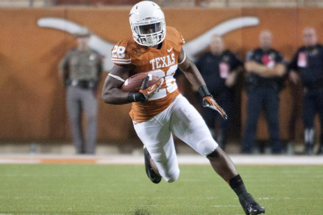 Texas Football: 5 Longhorns Who Must See More Action vs. Ole Miss