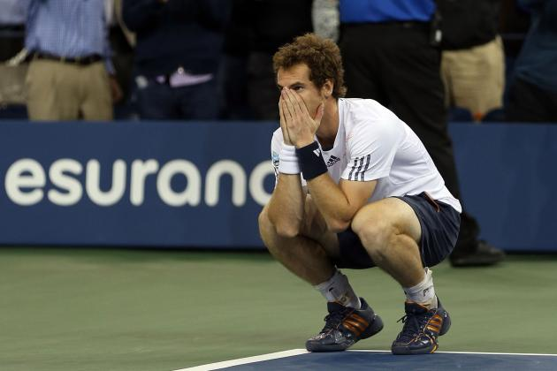 Andy Murray: 5 Steps Needed to Win a Grand Slam