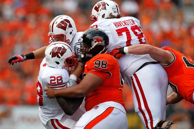 Wisconsin Football: Montee Ball Lost His Heisman Candidacy with the Loss to OSU