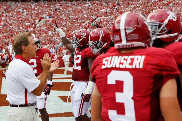 Alabama vs. Arkansas: Complete Game Preview