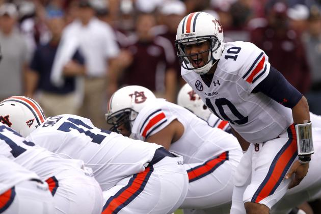 Why Kiehl Frazier's Mobility Will Save Auburn Football in Week 3