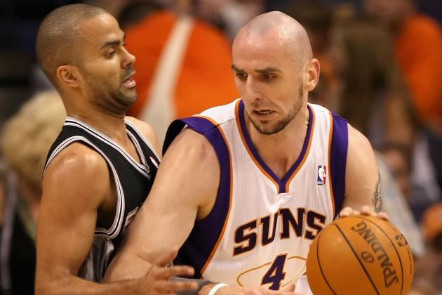 Realistic Stat Projections for Each Member of the Phoenix Suns in 2012-13