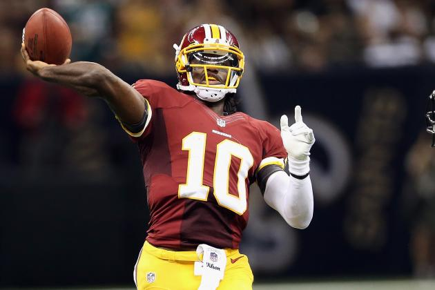 Washington Redskins Week 1 Observations by the Armchair Coach
