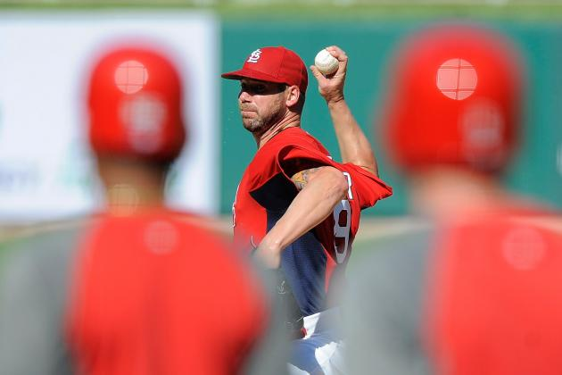 St. Louis Cardinals Should Activate Chris Carpenter for Saturday Start