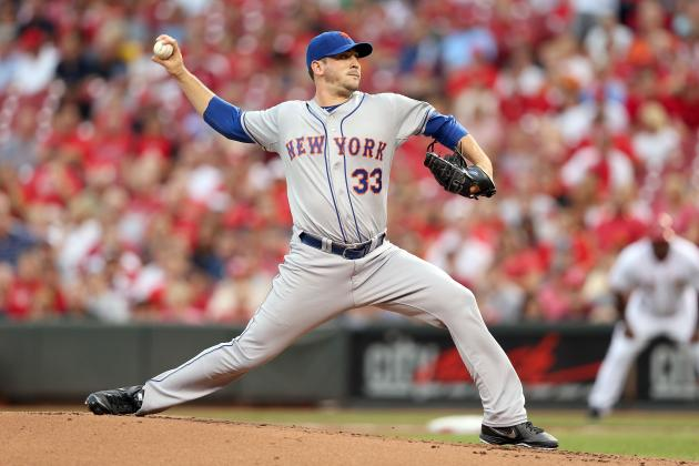 7 New York Mets Players Fighting for a Roster Spot in 2013