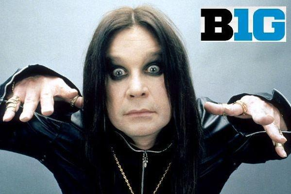 Big Ten Football Power Rankings Featuring Ozzy Osbourne