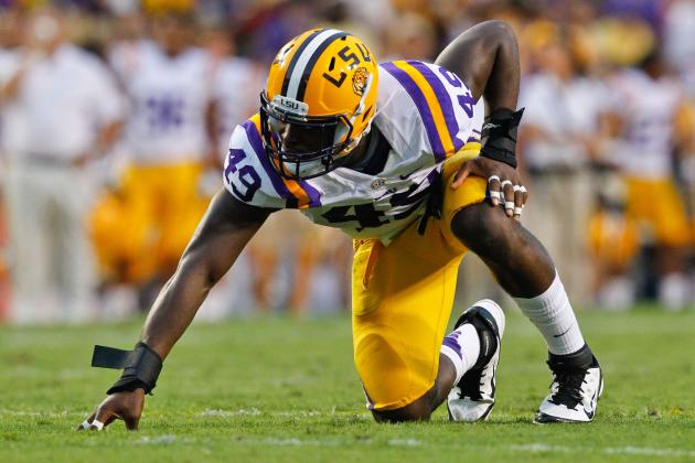 2013 NFL Draft: Ranking College Football's Top Prospects, September Edition