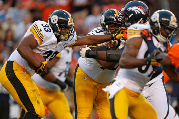 6 Questions That Remain Unanswered for the Pittsburgh Steelers After Week 1