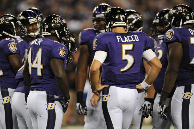 Baltimore Ravens: Questions Left Unanswered After Week 1