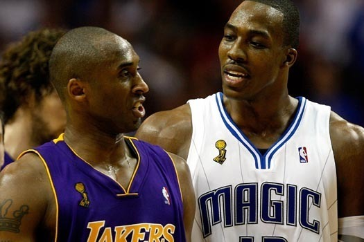 5 Things Dwight Howard Can Learn from Kobe Bryant