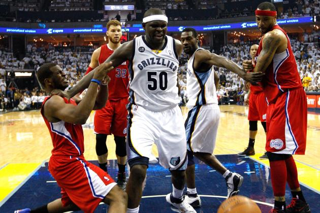 5 Ways Grizzlies' Zach Randolph Can Excel Beyond His Prime for 2012-13 Season