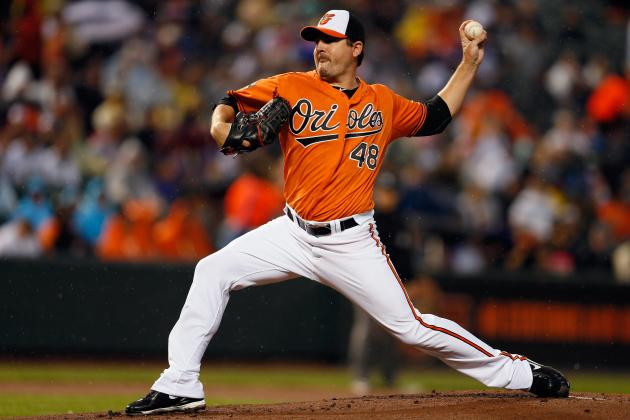 5 Positives That Joe Saunders Brings to Baltimore Orioles Down the Stretch