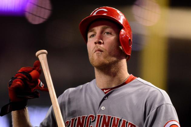 NL Rookie of the Year Rankings: Is Todd Frazier Losing Ground to Wade Miley?