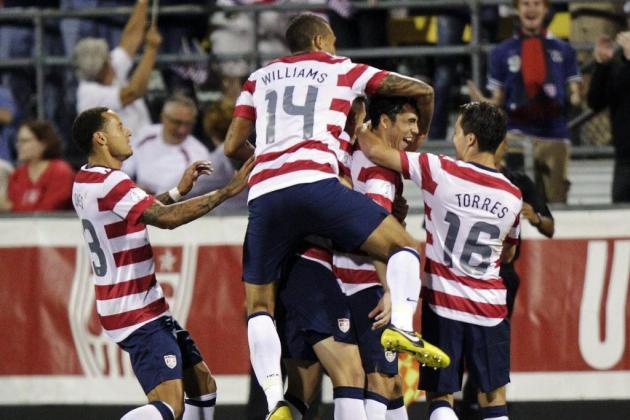 United States vs. Jamaica: 5 Things We Learned from Team USA's 1-0 Win