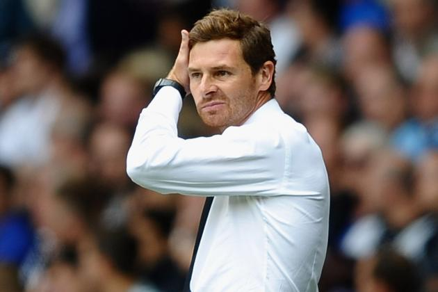 5 Potential Replacements for AVB at Tottenham If He Goes Before Christmas