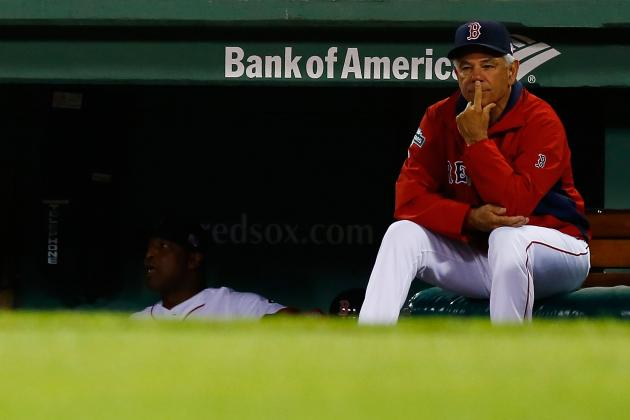 5 Boston Red Sox Players Who Are Lame Ducks Down the Stretch