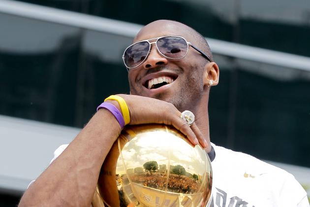 Best and Worst Case Scenarios for the L.A. Lakers in 2012-13