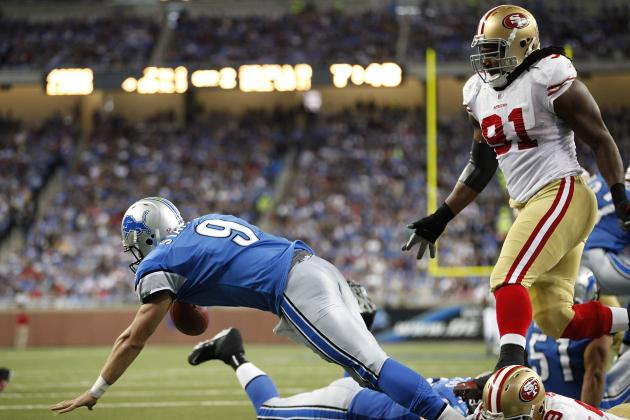 San Francisco 49ers vs Detroit Lions: 10 Keys to the Game for the Niners