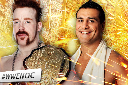WWE Night of Champions 2012: 5 Reasons Sheamus Will Defeat Alberto Del Rio