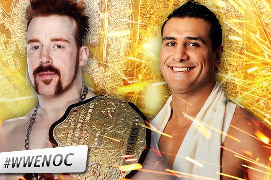 WWE Night of Champions 2012: 5 Reasons Sheamus Will Defeat Alberto Del Rio