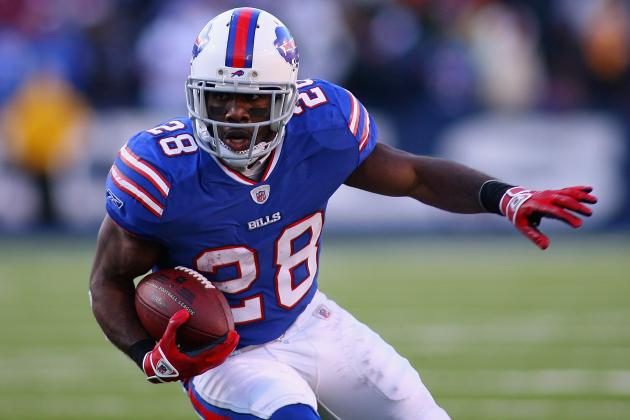Fantasy Football 2012: 6 Mid-Late Round Running Backs You Need to Acquire