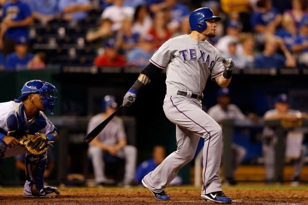 MLB Free Agency: Will Yankees Take Big Josh Hamilton Risk to Replace Swisher?