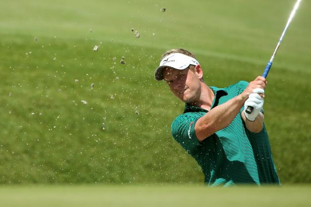 Luke Donald and 5 More Skilled Bunker Players on PGA Tour