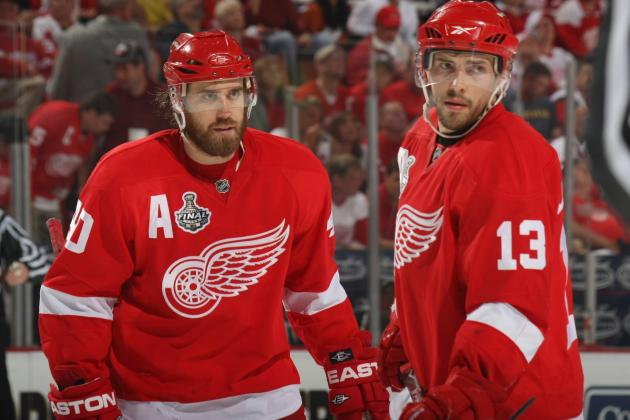 Detroit Red Wings: Predicting the Top 5 Scorers This Season