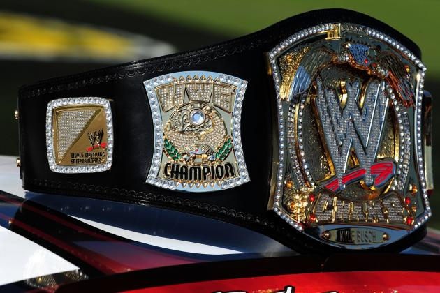WWE's 10 Most Important Championship Matches Featuring a Title Change