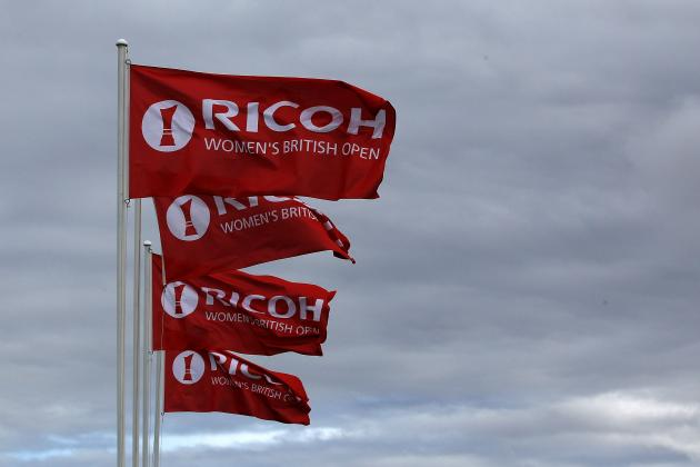LPGA: 10 Players to Keep an Eye on at the 2012 Ricoh Women's British Open