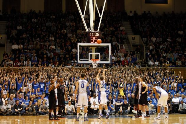 College Basketball: 15 Arenas You Don't Want to Play in