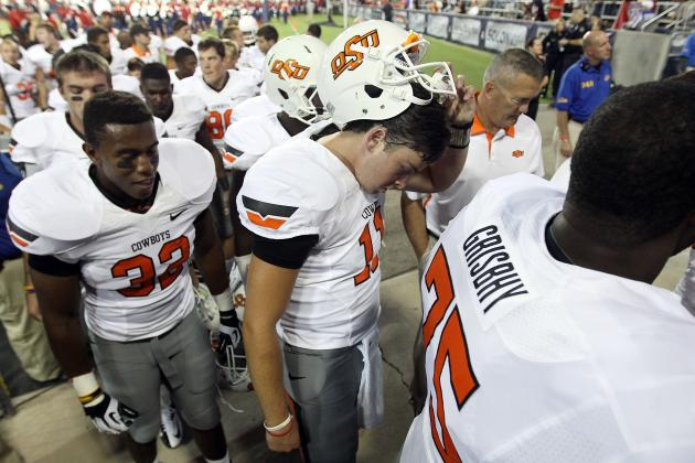 Oklahoma State Football: 5 Keys to the Game vs. Louisiana-Lafayette