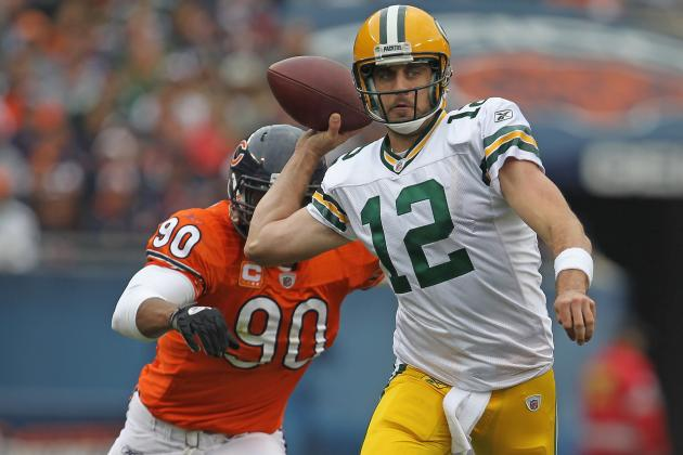 NFL: 5 Key Matchups for the Packers and Bears