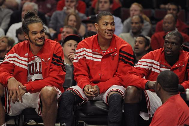 Best and Worst Case Scenarios for the Chicago Bulls in 2012-13