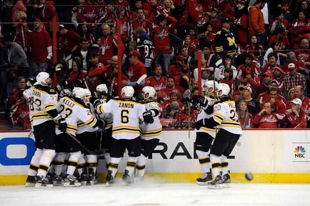 5 Reasons Boston Bruins Are the Scariest Team in Hockey in 2012-13