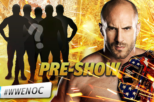 WWE Night of Champions: 5 Potential Challengers for Cesaro's US Championship