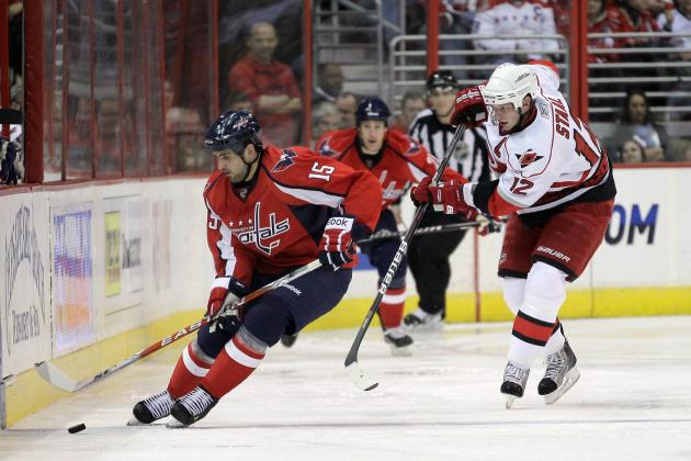Washington Capitals: Can They Compete with the Lightning and Hurricanes?