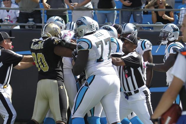 Carolina Panthers vs. New Orleans Saints: Breaking Down a Bitter Rivalry