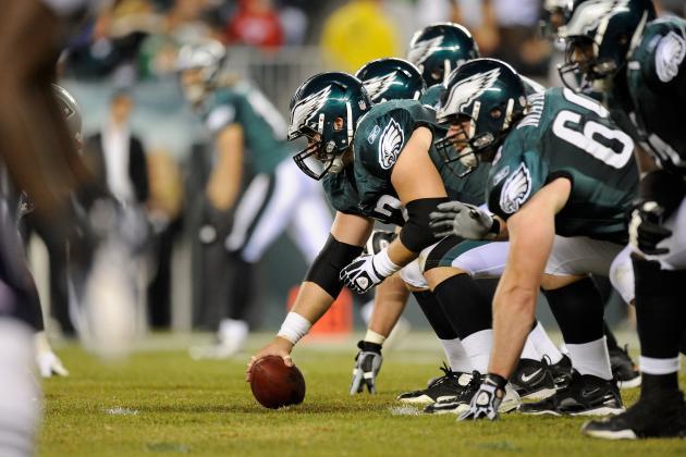 Philadelphia Eagles Film Study: Grading the Offensive Line After Week 1