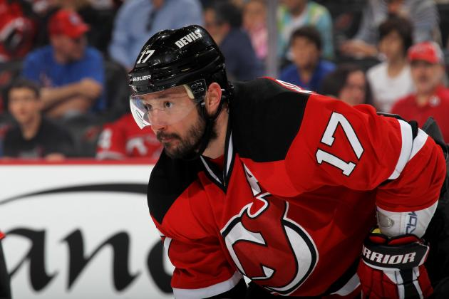 NHL Lockout: 8 Players with Big Contracts Who Should Be Worried