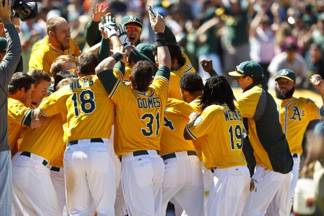 San Francisco Giants & Oakland A's: 3 Reasons Why the A's Are Better