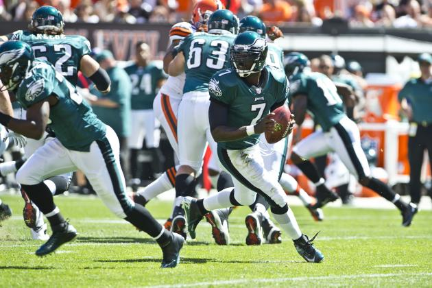 Philadelphia Eagles Game Plan Guide vs. Baltimore