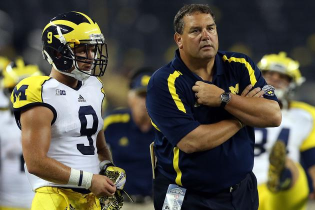 Why Michigan Football Will Struggle to Win 7 Games